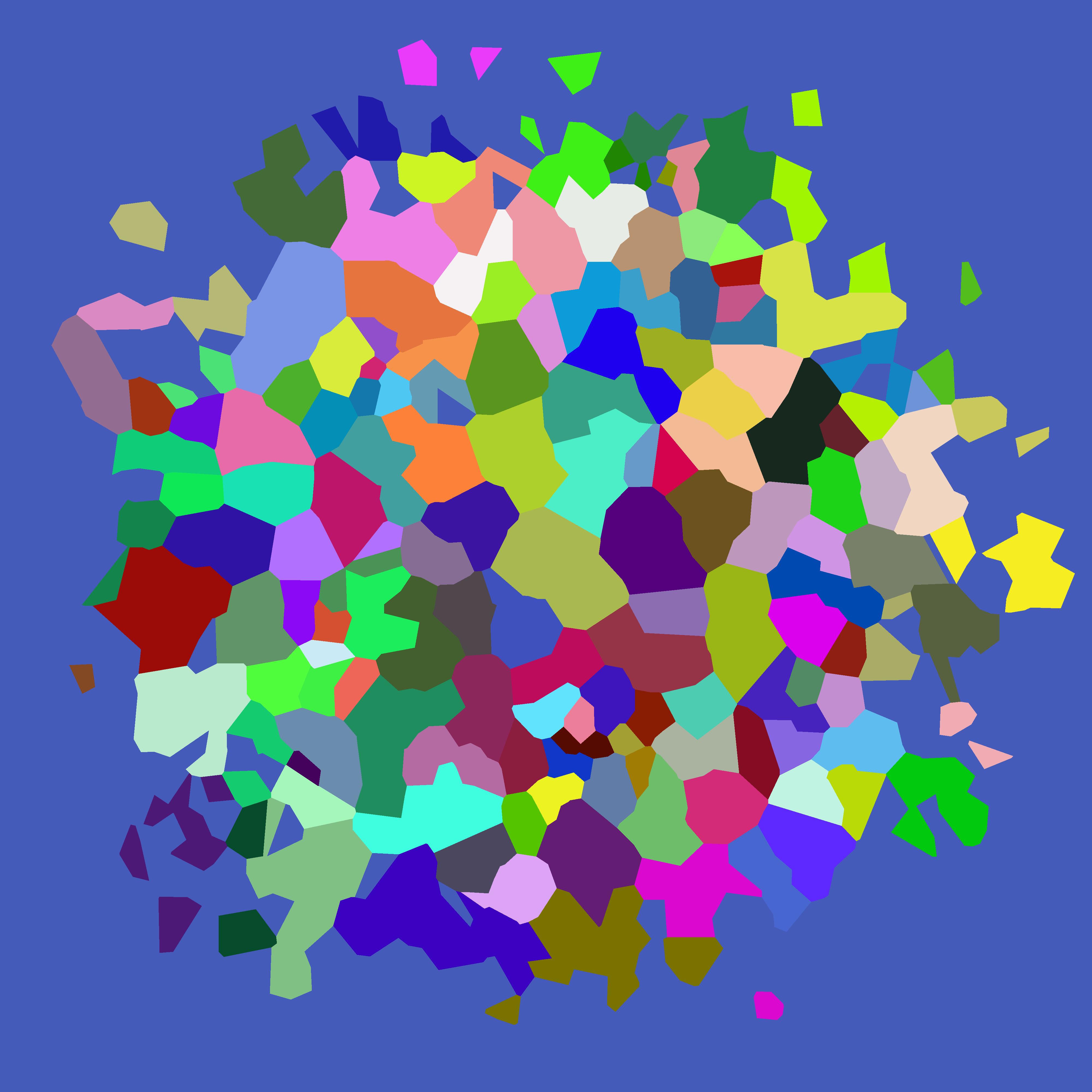Procedural Map Generation for Crusader Kings II, Part 3: Dividing